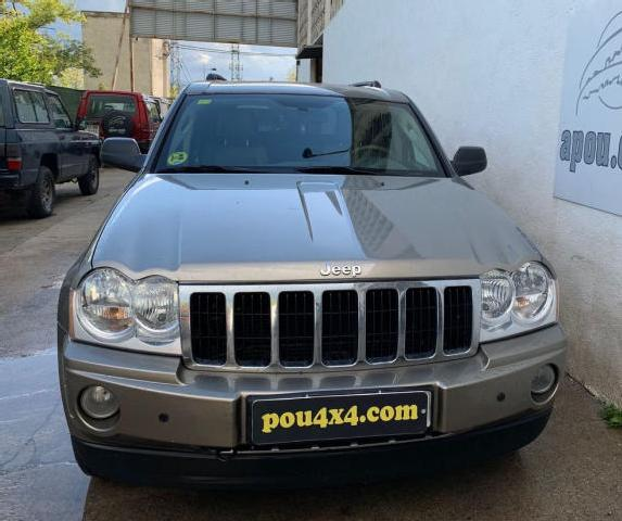 Jeep Grand Cherokee 3.0crd V6 Limited Aut. ocasion - Lidor